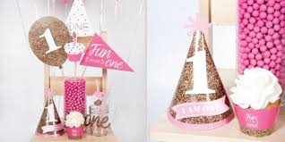 1st birthday themes for to be one 1st birthday girl birthday party theme