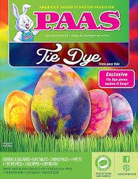 easter egg coloring kits paas 39418 tie dye egg decorating kit kitchen dining