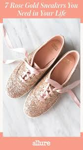www pinterest com 7 rose gold sneakers you need in your life allure