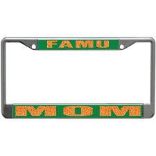 famu alumni license plate frame florida a m bookstore license plate frame