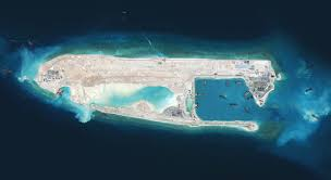 Show Me A Map Of China by What China Has Been Building In The South China Sea The New York
