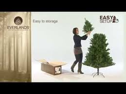 assembly everlands easy set up tree