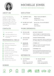 free professional resume templates free professional hr resume and cv template in psd ms word