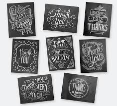 thanks say it with a card box sets box and cards