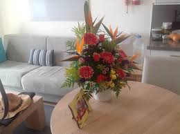 flowers for my beautiful flowers for my birthday from the resort picture of
