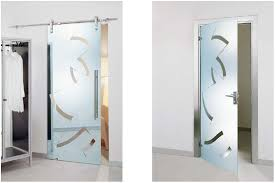 furturistic glass door design photo Home Design and Home
