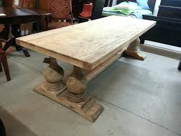 solid oak reclaimed barn wood dining room table reclaimed dining