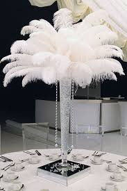 Led Light Base For Centerpieces by Get 20 Ostrich Feather Centerpieces Ideas On Pinterest Without
