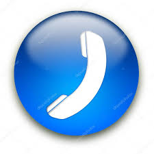 phone icon phone icon button u2014 stock photo grublee 1045178