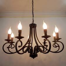 candle light bulbs for chandeliers free shipping wrought iron chandelier candles classical 8 pieces e14