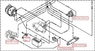 yamaha key switch wiring diagram yamaha outboard gauge wiring