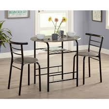 Indoor Bistro Table And 2 Chairs Small Bistro Set Indoor Kitchen Dining Table Breakfast