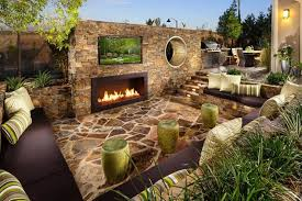 Backyard Home Theater Top 20 Patio Design Ideas For Your Home Home Decor
