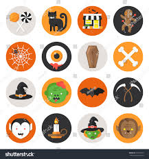 halloween cat eyes background flat halloween vectors