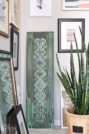 diy moroccan wood art casa watkins living