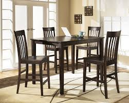 rectangle table and chairs pub table sets furniture decor showroom