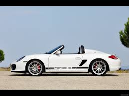 2010 porsche boxster 2010 porsche boxster spyder side view photo wallpaper 4