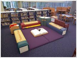 Reading Areas Children U0027s Reading Area At The Cph Public Library A Photo On