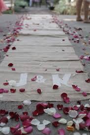 Burlap Wedding Aisle Runner Diy Wedding Invitation U2013 Lumang Tsinelas