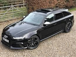 used 2015 audi a6 rs6 avant tfsi v8 quattro for sale in
