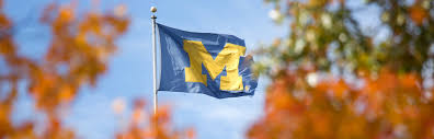 University Of Michigan Flag Fall Colors Alumni Association Of The University Of Michigan
