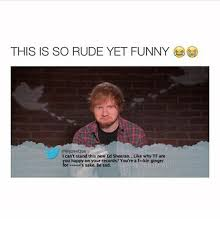 Rude Funny Memes - this is so rude yet funny gwyzeeque i can t stand this new ed