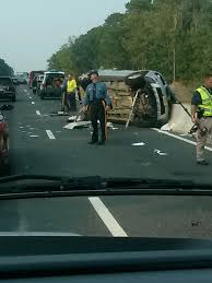 Garden State Parkway Map Traffic Re Opened After Accident On Garden State Parkway News