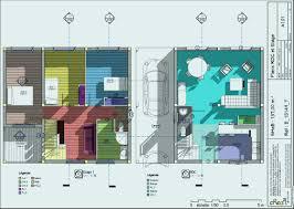 plan maison contemporaine plain pied 4 chambres plan maison contemporaine toit plat unique plan maison de plain pied