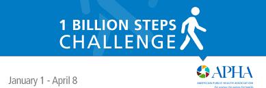 Challenge Steps Join Apha S 2018 1 Billion Steps Challenge Today Ipha