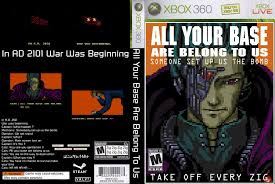 All Your Base Are Belong To Us Meme - image 299718 all your base are belong to us know your meme