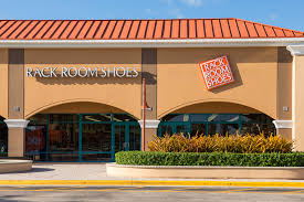 running from vero beach to tampa with rack room shoes carver