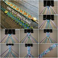 bracelet tutorials images 50 cool diy bracelet tutorials to try this summer jpg