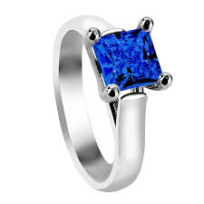 all sapphire rings images Engagement rings azura four prong solitaire engagement ring with jpg