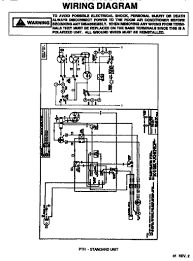 amana hvac wiring diagrams wiring diagrams