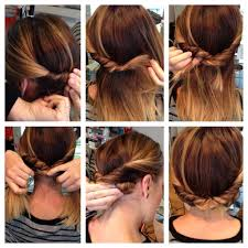 hairstyles easy to do for medium length hair easy updo hairstyles for shoulder length hair 15 cute easy