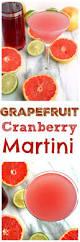 martini cranberry grapefruit cranberry martini noble pig