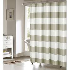 Teal And Brown Shower Curtain Brown Shower Curtains You U0027ll Love Wayfair