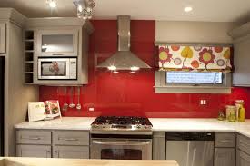 red kitchen backsplash ideas home design awesome contemporary