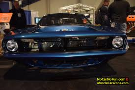 2015 Muscle Cars - musclecarszone 2015 sema show walkaround videos photos u0026 more