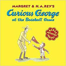 curious george baseball game rey margret rey anna