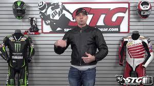 sport biker jacket agv sport classic leather jacket review from sportbiketrackgear
