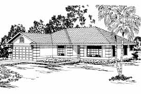 Southwest House Plans Luxury House Plans 3d On 736x460 3d Front Elevation Com Modern