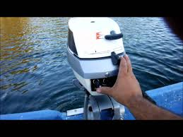evinrude 4hp outboard motor youtube