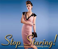 stop staring stop staring skirting the issue