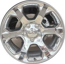 rims for 2013 dodge ram 1500 aly2454hh dodge ram 1500 wheel chrome clad 1ub19sz0aa