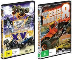 monster jam dvds