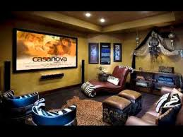 Home Theater Decorating Ideas On A Budget Home Theater Ideas On A Budget Youtube
