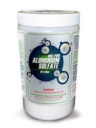 where can i find alum 100 aluminum sulfate alum cas 16828 12 9