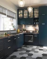 sol vinyl pour cuisine sol cuisine carrelage parquet et revêtement déco côté maison