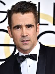 hairstyles for men for a forty yr old the key to colin farrell s excellent fade haircut according to